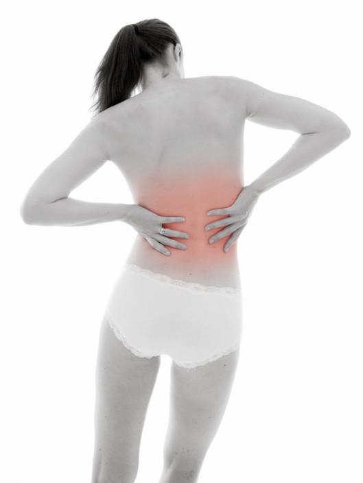 sensomotorische Körpertherapie, Körperbehandlung, Triggerpunkt Behandlung